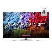 LG 65 Inch SUHD TV with AI Technology
