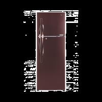 LG No-Frost Refrigerator 335 Liter Amber Steel