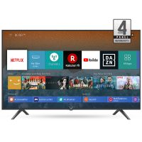 Eco+ 43 Inch UHD Smart TV front view