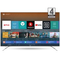 Eco+ 55 Inch Smart UHD TV front view
